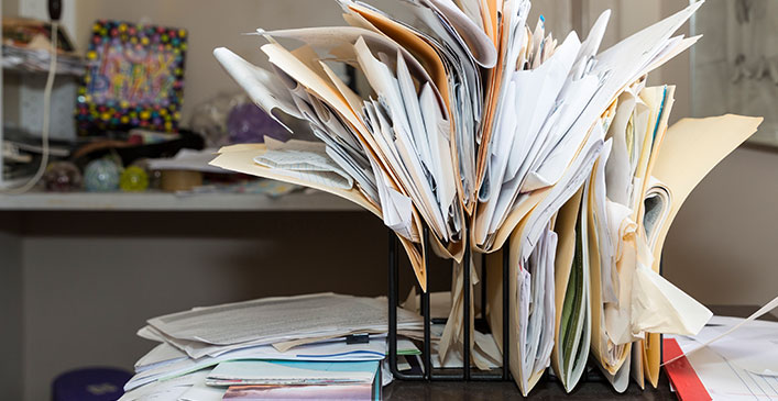 How to Stop Drowning in Clutter