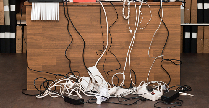 Organize Your Cables