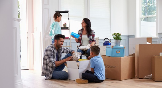 How to Create a Happy Home and Make a Blended Family Work