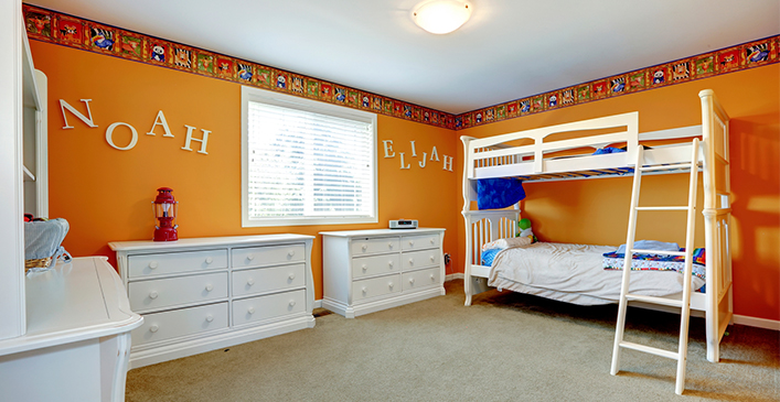 How to Make Sharing a Bedroom More Manageable for Your Kids