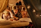 Pillow Forts and Confetti: Fun Things to Do on New Year's Eve with Kids