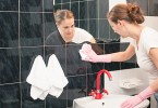 No More Scrubbing: 10 Genius Bathroom Cleaning Tips