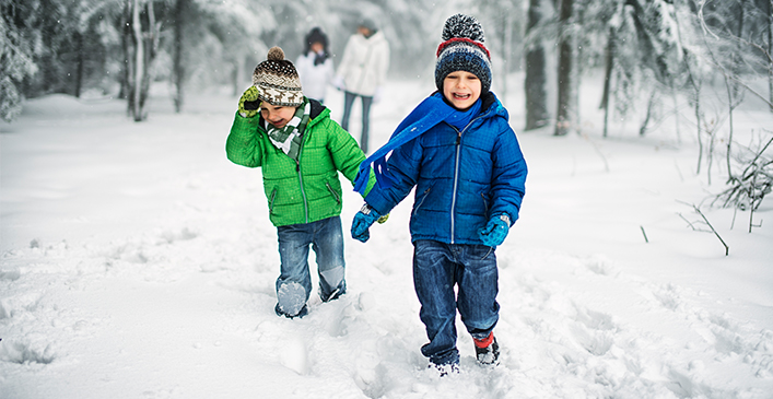 Best Strategies for Keeping Kids Active and Healthy in the Winter