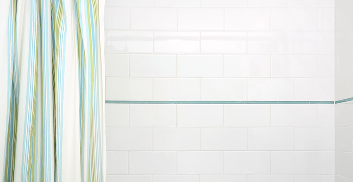 Leave Your Shower Doors Open or Shower Curtain Closed to Prevent Mildew
