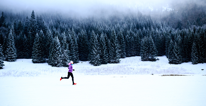 Winter Fitness Tips: How Stay in Shape over the Cold Months